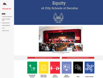 Equity Website