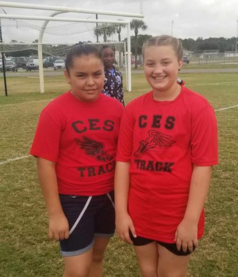 Okeechobee Track and Field County Competition!