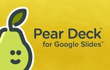 Pear Deck- Google Add on for Formative Assessment