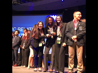 Some of our ICDC Qualifiers!!