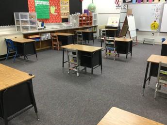 Mrs. Frame's 1st Grade Classroom