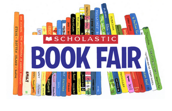 Book Fair Oct 28-Nov 6