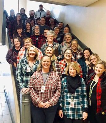Channel Our Flannel