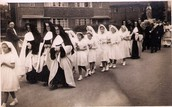 May Procession:  Tuesday, May 9th at 2PM