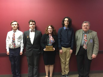 Academic WorldQuest Goes to National Competition for Eighth Time
