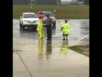 Soggy Safety Patrol Training