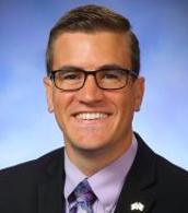 Representative Aaron Miller