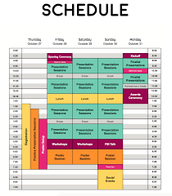 Student Developed Schedule Template