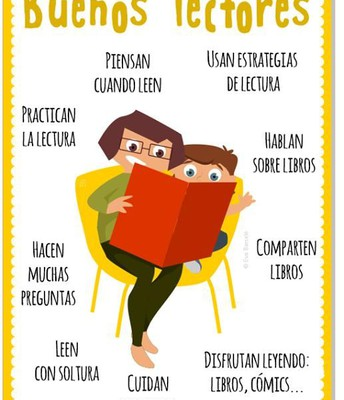 Español/Spanish: La importancia de la lectura/The importance of reading