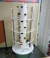 Garden Tower complete!!