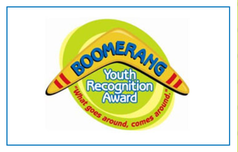Nominate a Tamanend Student for the CB Cares Boomerang Award