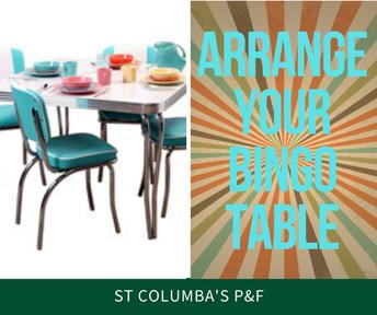 Arrange Your Table