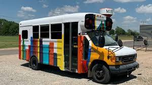 Catch the Cedar Park Book Bus!