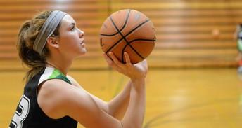 Morning Shooting - Basketball!