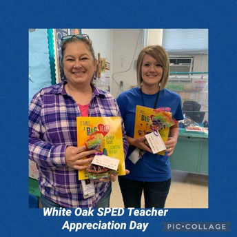 CES and White Oak SPED