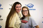 Homerun! Two Softball Players Sign Letters of Intent