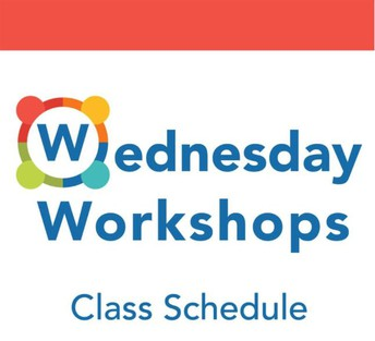 Wednesday Workshops for Elementary Students; Take Survey to Guide Planning