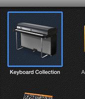 """Select """"Piano"""""""