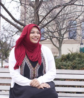 Yusra Maan-MYP Year 1 Student Teacher, Language and Literature