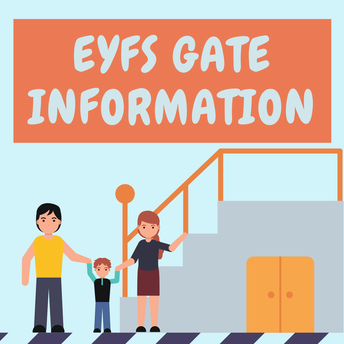 End of Day Procedures form the EYFS Gate