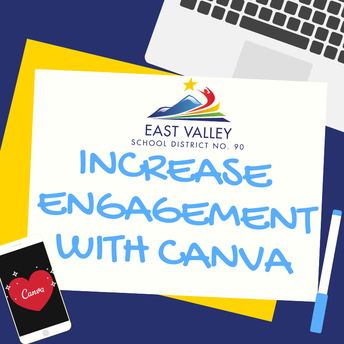 Using Canva To Increase Engagement