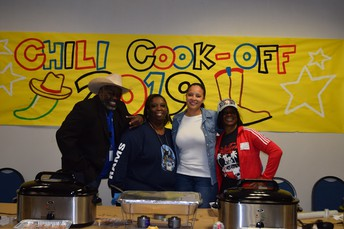 ENGC Annual CHILI Cook Off