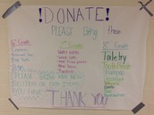 National Junior Honor Society Seeking Donations