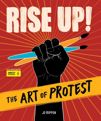 """""""Rise Up: The Art of Protest"""" - 6th Grade Music Project"""