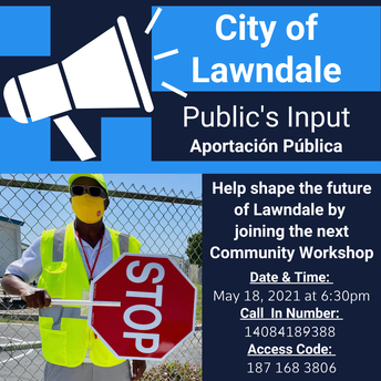 Help shape the future of Lawndale!