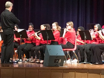 Orchestra & Band Concert