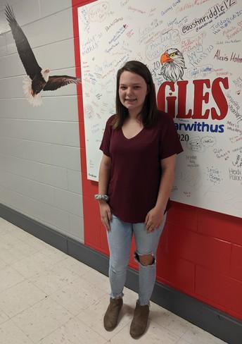 Candace Smith - 11th Grade
