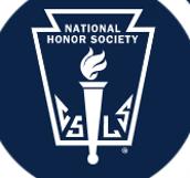 National Honor Society Peer Tutoring