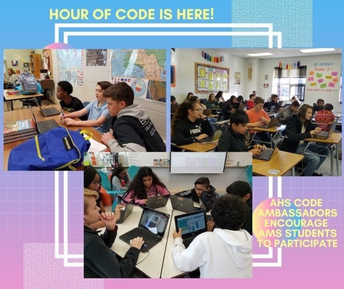 AMS Hour of Code