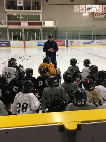 Hockey Academy wraps up!