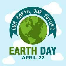 April 22, 2021 Earth Day