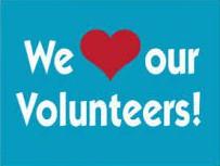 Volunteer Opportunities for You!