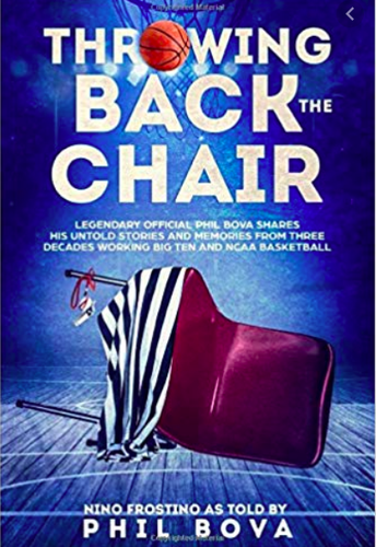 Throwing Back the Chair - Phil Bova