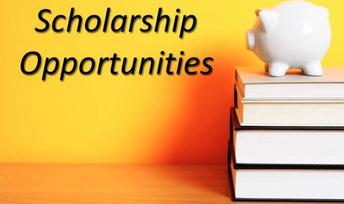 Newly added Scholarship Opportunities-->
