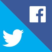 Twitter or Facebook? The choice is yours!
