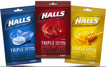 NEW Cough Drop Policy
