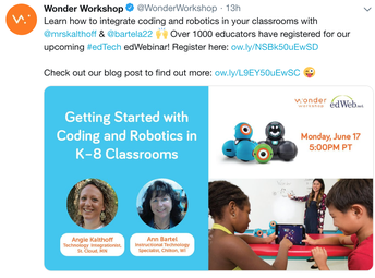 Getting Started with Coding & Robotics