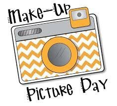 Thursday, November 7th is the make up day for school pictures!