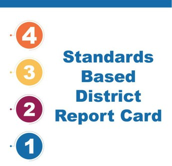 New Elementary Standards-Based Report Cards