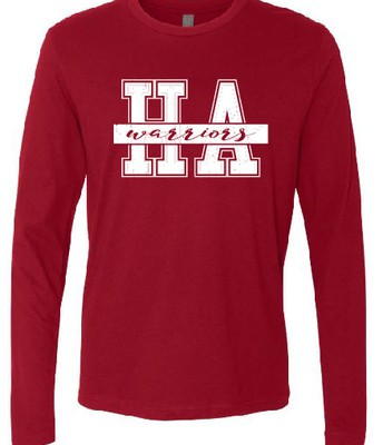 Long Sleeve in lots of colors