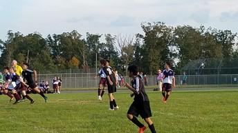 Soccer vs. MMS