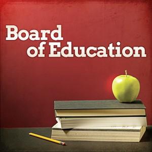 Board of Education Meeting Calendar