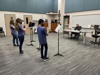 Small Ensemble Contest Results