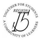 Region 15 Updates
