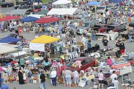 OCTOBER IS THE LAST MONTH OF THE FLEA MARKET!
