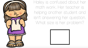 What is the size of Hailey's Problem?